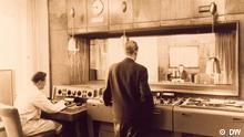 DW-Studio beim NWDR 1953