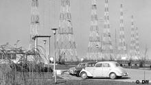 Sendeanlage in Jülich 1956