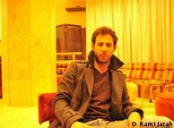 رامی جراح چهار ماه پیش از سوریه گریخت