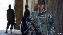 Sri Lanka Bürgerkrieg