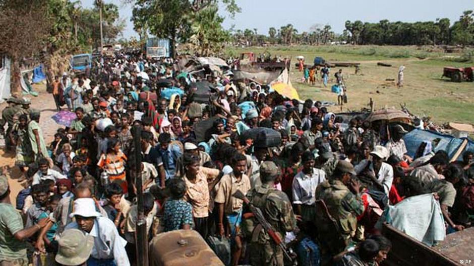 humanitarian operations in sri lanka Sri lanka unicef humanitarian action sri lanka in 2009 operations and restrictions imposed by both government armed forces and the ltte.