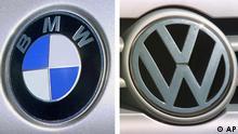 Kombo BMW VW Logos