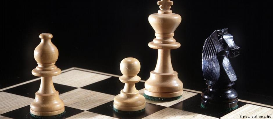 Symbolbild Schach (picture-alliance/dpa)