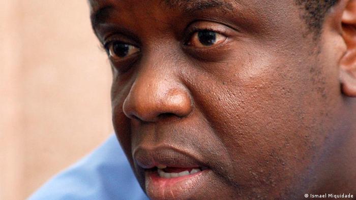Daviz Simango Bürgermeister von Beira