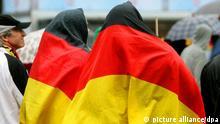 EURO 2008 Deutschland Kroatien Köln Fans Public Viewing