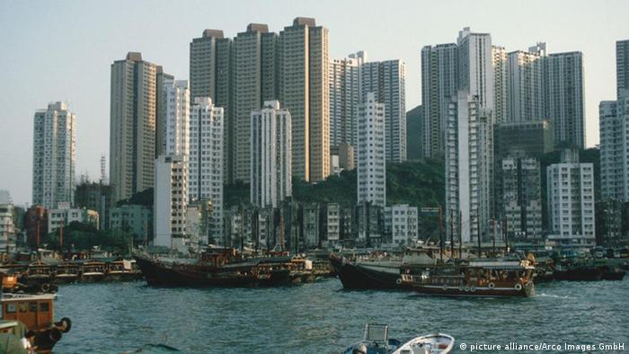 Aberdeen Hafen Hongkong