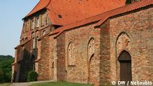 Ratzeburg, Kloster. Backsteingotik. Deutschland entdecken, Relaunch. Copyright: DW / Maksim Nelioubin. DEMASTERNEU026
