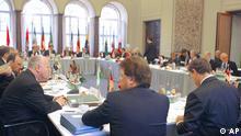 Ministerpräsidenten Föderalismus Treffen in Berlin
