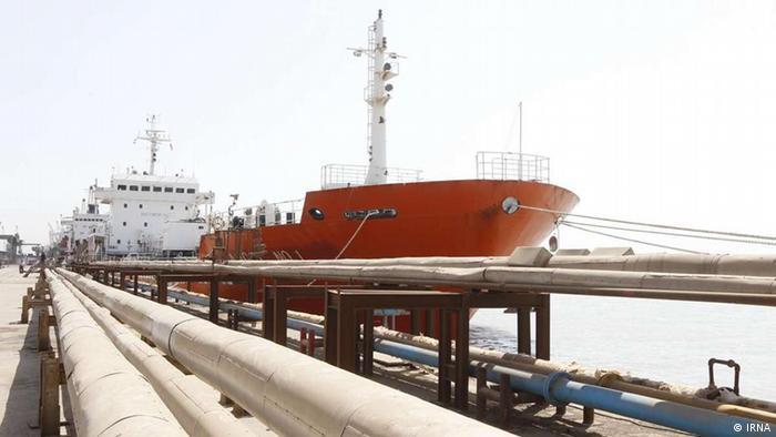 Iran Erdöl Sanktion