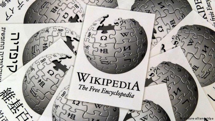Symbolbild Wikipedia (Quelle: picture alliance/dpa)