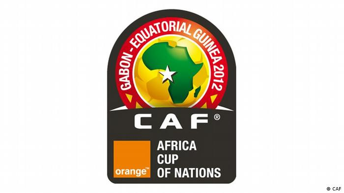 Logo Africa Cup 2012
