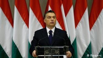 Streit EU-Kommission und Ungarn