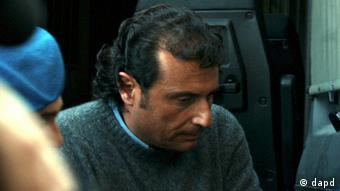 El capitán del Costa Concordia, Francesco Schettino.