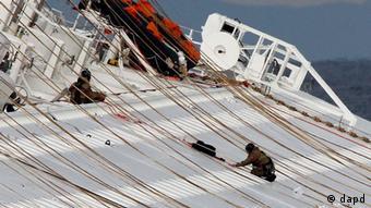 Schiffsunglück Italien Costa Concordia