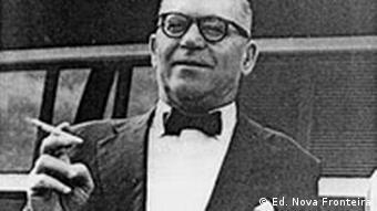 Brasilianischer Autor João Guimarães Rosa