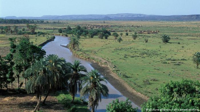 Afar-Region in Äthiopien