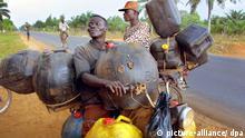 Benzin Afrika