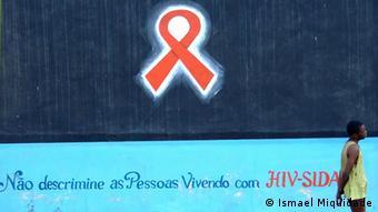 O HIV-SIDA é um dos principais responsáveis pela mortalidade infantil em Moçambique