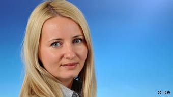Deutsche Welle Bulgarische Redaktion Mariya Ilcheva
