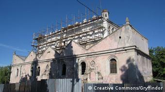 Синагога у Жовкві