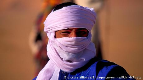 Tuareg with a turban (picture-alliance/Bildagentur-online/RUN-McPhoto)