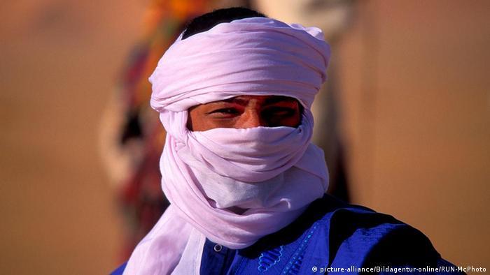 Tuareg with a turban (picture-alliance/Bildagentur-online/RUN-McPhoto)
