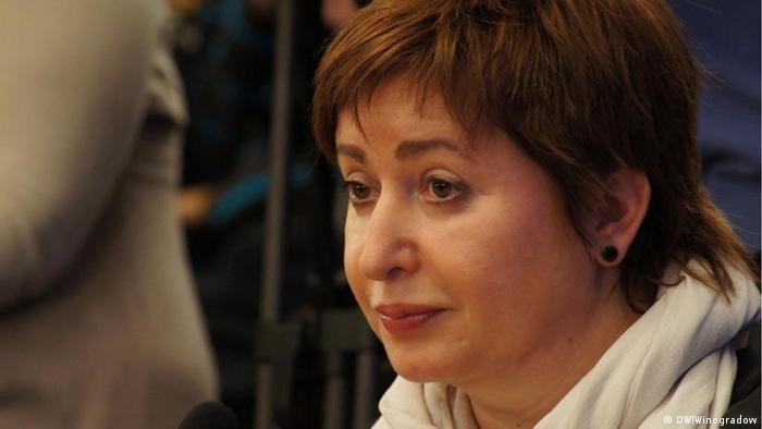 Olga Romanova russische Journalistin