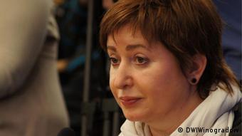 Ольга Романова (фото из архива)