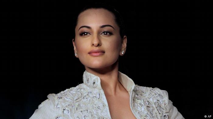Sonakshi Sinha Schauspielerin Indien Bollywood (AP)