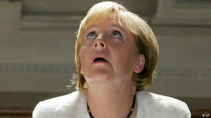 Merkel se reunirá con la gente en 'diálogos para el futuro'.