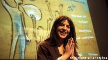 Lina Ben Mhenni Bloggerin Tunesien