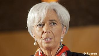 Christine Lagarde IWF Internationaler Währungfonds
