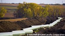 USA Keystone XL Pipeline Öl Kanada