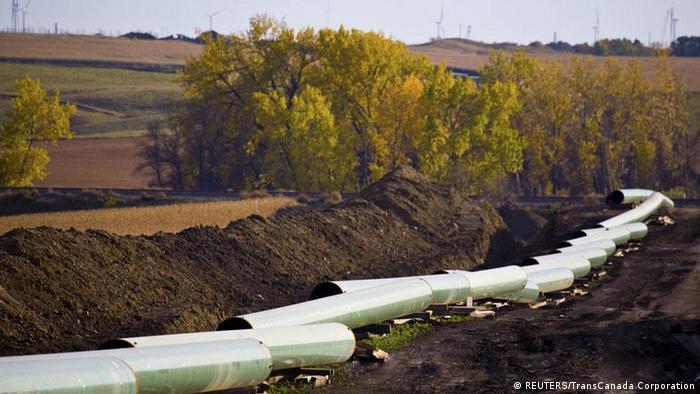 USA Keystone XL Pipeline Öl Kanada (REUTERS/TransCanada Corporation)