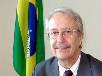 José Artur Denot Medeiros, embaixador do Brasil em Berlim
