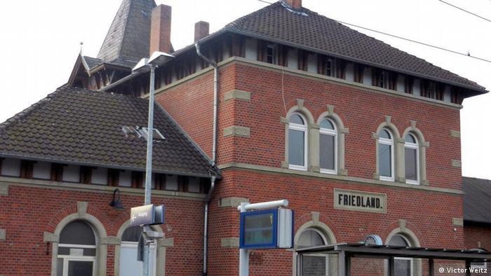 Здание бывшего вокзала Фридланда стало частью музея
