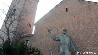 Heimkehrer - памятник тем, кто вернулся на родину