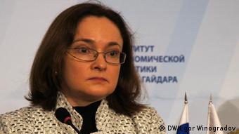 Elvira Nabiullina,