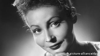 Hannelore Schroth, Publicity-Foto für den Film Kätchen für alles (1949)