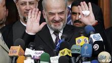 Irak Ministerpräsident Ibrahim al Dschaafari