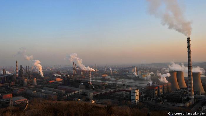 Mehr Chinesen in Städten als auf dem Land