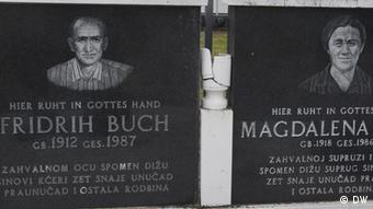 Obiteljska grobnica obitelji Buch/Buh
