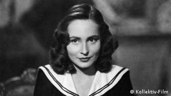 Hannelore Schroth in dem Film Das singende Haus (1948)