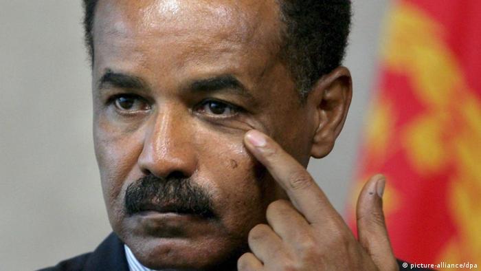 Issaias Afewerki, Präsident von Eritrea (picture-alliance/dpa)