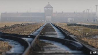 Лагерь смерти Освенцим