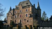 Eifel, Burg Satzvey. Deutschland entdecken, Relaunch. Copyright: DW / Maksim Nelioubin. DEMASTERNEU079