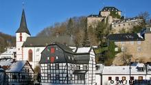 Blankenheim (Ahr), Eifel. Deutschland entdecken, Relaunch. Copyright: DW / Maksim Nelioubin. DEMASTERNEU080