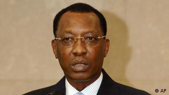 Idriss Déby Präsident von Tschad