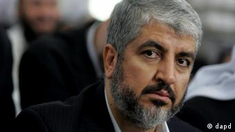 Hamas-Chef Chaled Maschaal (Foto: DAPD)