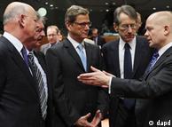بحث تحریم نفت ایران در میان وزیران خارجه کشورهای عضو اتحادیه اروپا